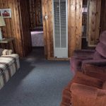 Cabin 6 Living Room