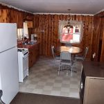 Cabin 7 Kitchen and Dining Room