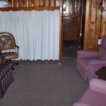 Cabin 2 Living Room (with Murphy Bed)