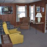Cabin 1 Living Room